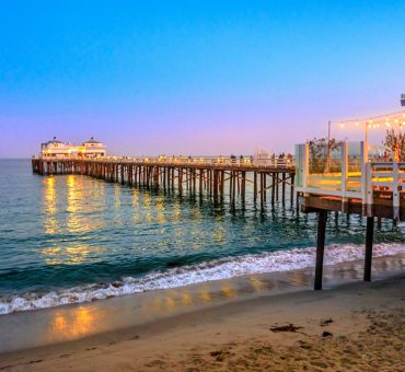 Top 10 Outdoor Dining Spots with Ocean Views in Los Angeles