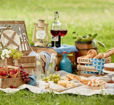 6 Luxury Outdoor Dining Experiences in London: Spring/Summer 2021