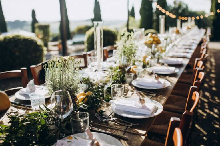 6 Luxury Wedding Venues in Italy: How-To Celebrate After the Pandemic