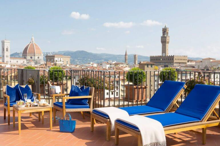 Discover Florence's Best Luxury Hotel: Hotel Lungarno