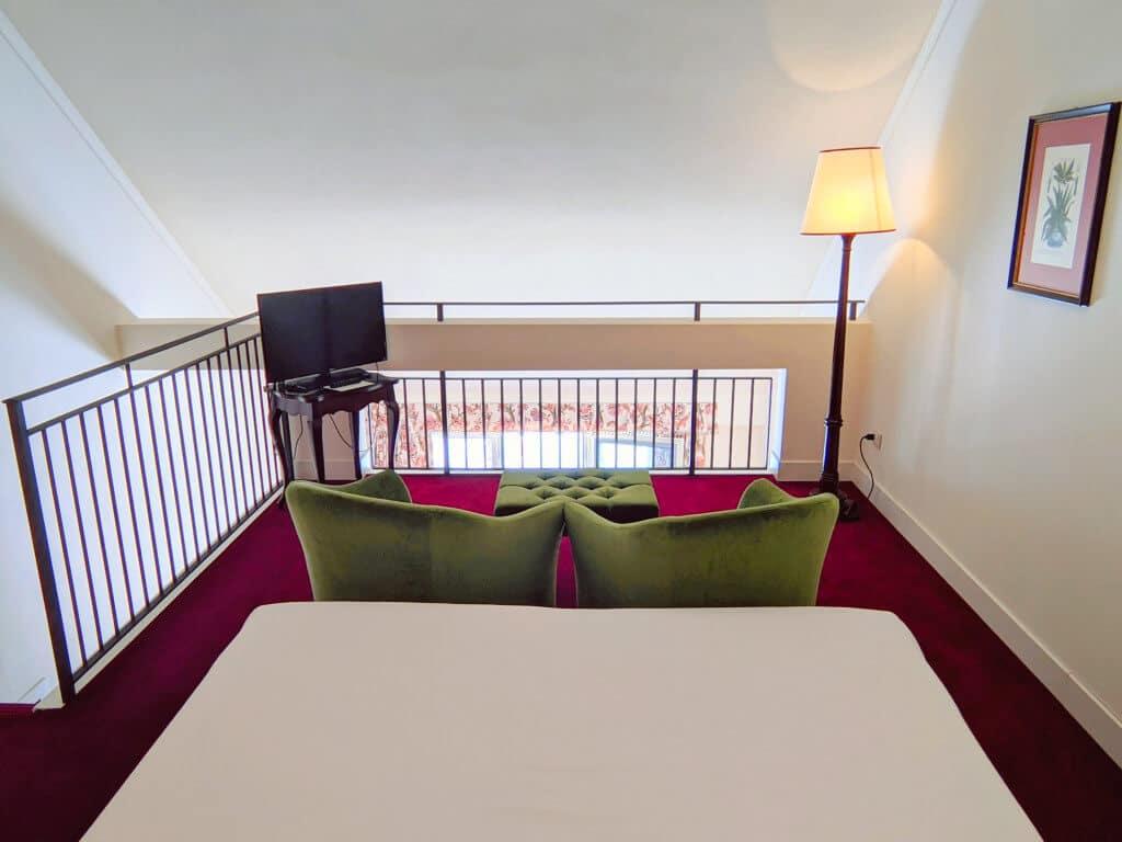 Junior Suite Duplex Mezzanine Floor