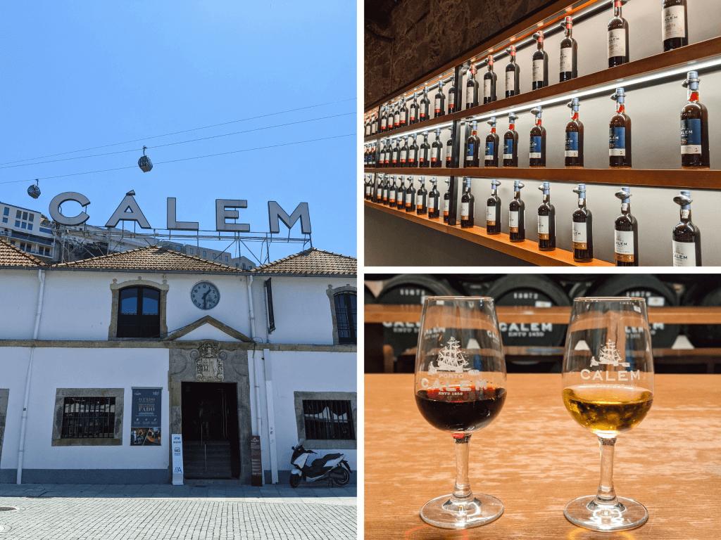 Cálem Wine Cellar