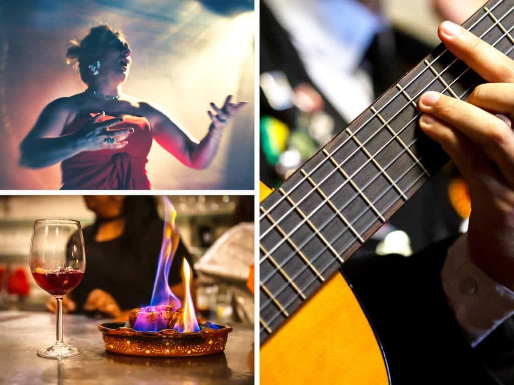 Fado live Performance and dinner in Porto, Portugal