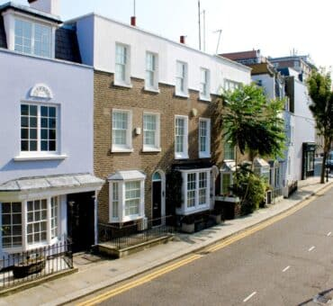 Staying in a Luxury London Townhouse with OneFineStay